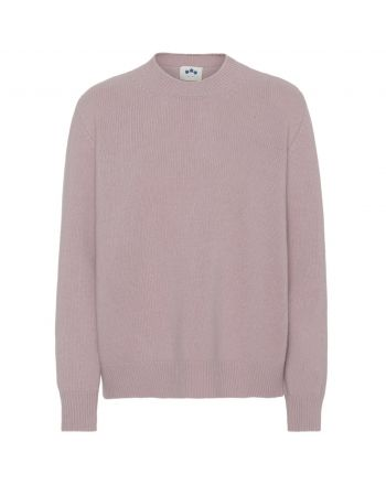 New Teddy Jumper - Douce Lilac